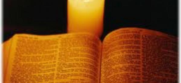 Cùng Học Kinh Thánh – Công Vụ 7:37-50