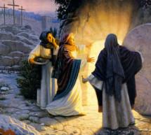 Giê-xu – Đấng Phục Sinh