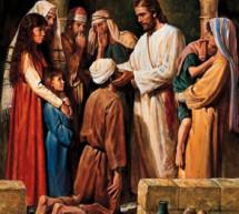 Thánh Ca: Pass Me Not, O Gentle Savior