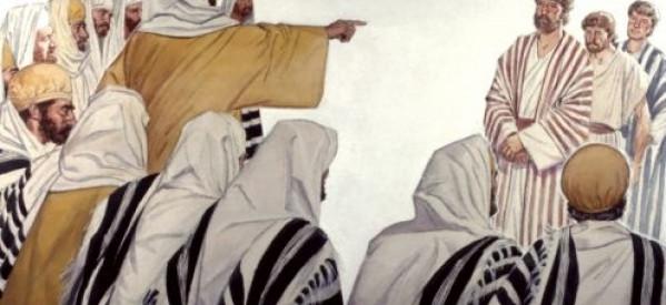 Cùng Học Kinh Thánh – Công Vụ 5:27-33