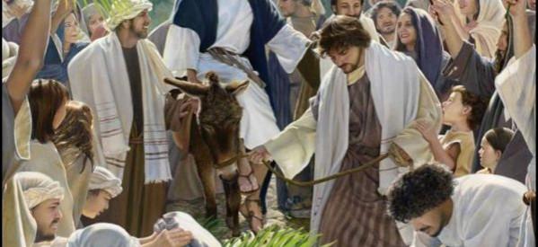 Cuộc Đời Đức Chúa Jesus: Chúa Ngự Vào Giê-ru-sa-lem Cách Khải Hoàn