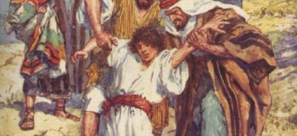 Cùng Học Kinh Thánh – Công Vụ 7:9-19
