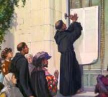 Thông Báo: Lễ Kỷ Niệm 500 Năm Ngày Cải Chánh Giáo Hội (1517-2017)