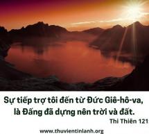 Lời Chúa Mỗi Ngày: Thi Thiên 121:1