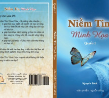 Sách Mới: Niềm Tin Minh Họa – Tập 1