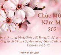 Chúc Mừng Năm Mới – 2021