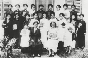 Khóa huấn luyện cho các thiếu nữ Hà Nội (1935)